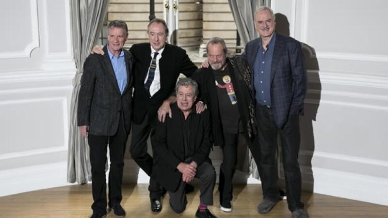 Monty Python anuncia su regreso