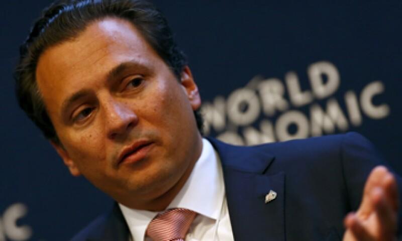 Lozoya confió en que a finales de 2014 las inversiones se empiecen a materializar. (Foto: Reuters)
