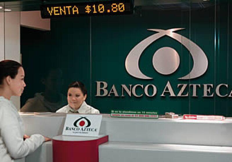 El perfil del cliente de Banco Azteca no es tradicional, sino que pertenece al sector informal. (Foto: Especial)