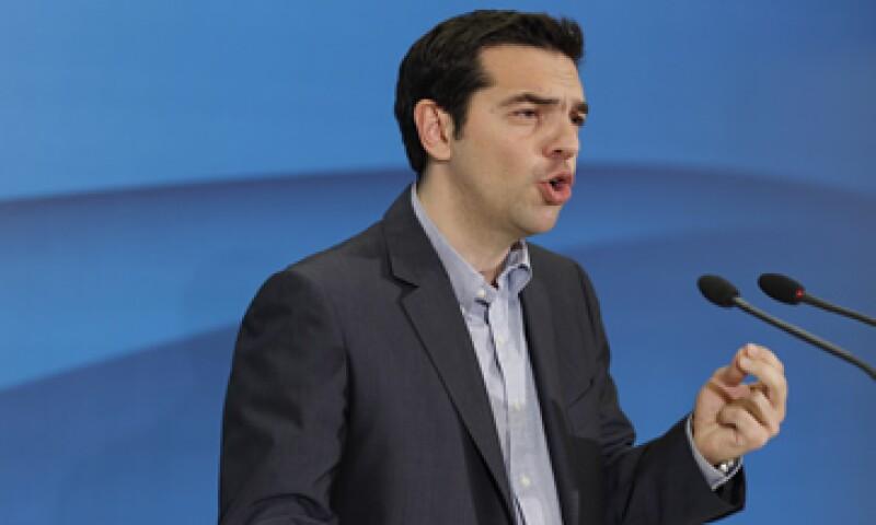 Alexis Tsipras, líder griego de la Coalición del Partido de Izquierda Radica, SYRIZA. (Foto: AP)