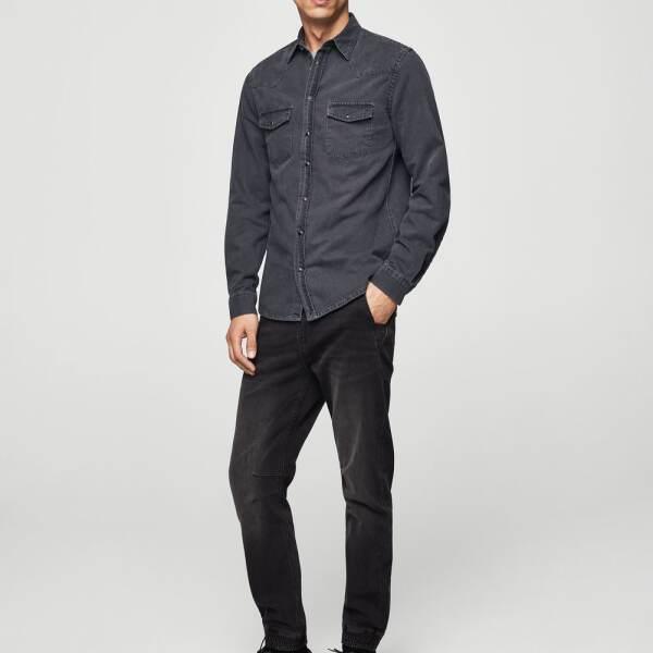 camisa denim 599