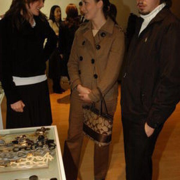 Julieta Ferrer, Tania Narr, Fernando de la Torre