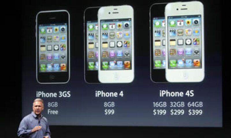 Apple también presentó nuevas versiones de los iPod Nano y Touch. (Reuters)