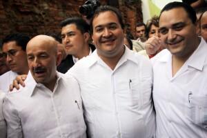 Era encabezado por Borge y Javier Duarte.