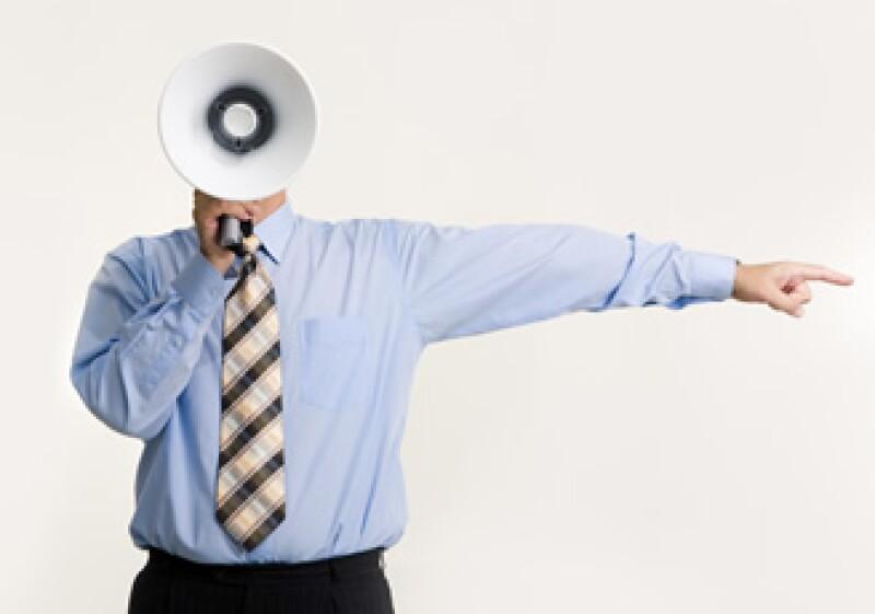 Por principio, el jefe ególatra no escucha a la gente. (Foto: Phtos to go)