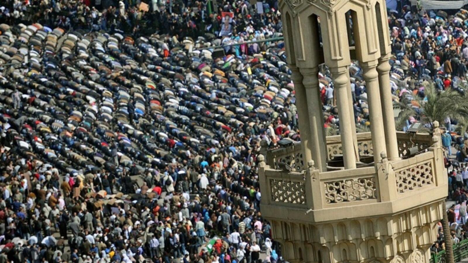 marcha del millón Egipto04
