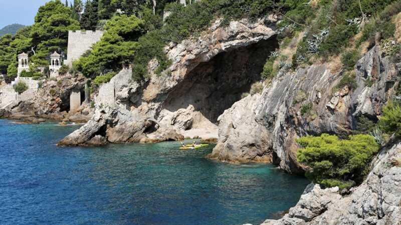 Cueva de Betina, Dubrovnik