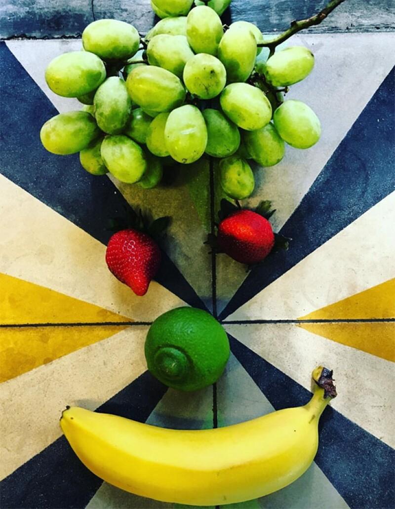 Todas las frutas son súper ricas, puedes combinarlas de diferentes formas.