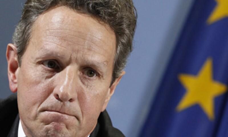 Timothy Geithner restó importancia a rumores de que la Fed podría impulsar el financiamiento del FMI. (Foto: Reuters)