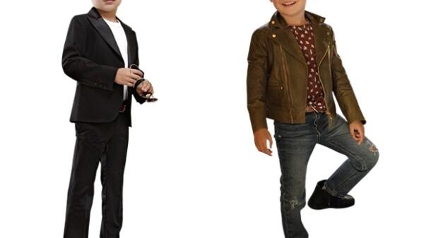 El gusto por la moda no es un tema de adultos. Conoce a los niños que forman parte de nuestro Style Issue.