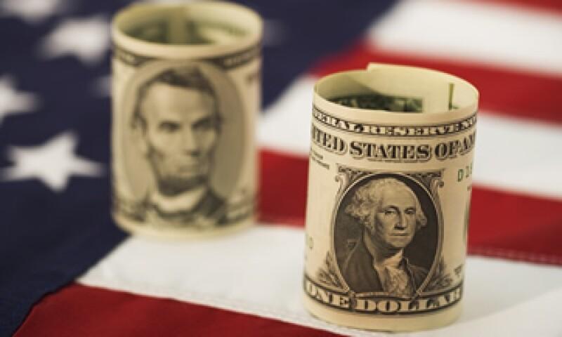 El dólar mantiene su tendencia al alza frente al peso la mañana de este miércoles. (Foto: Thinkstock)