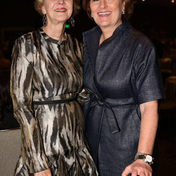 Phyllis y Lisa Hojel