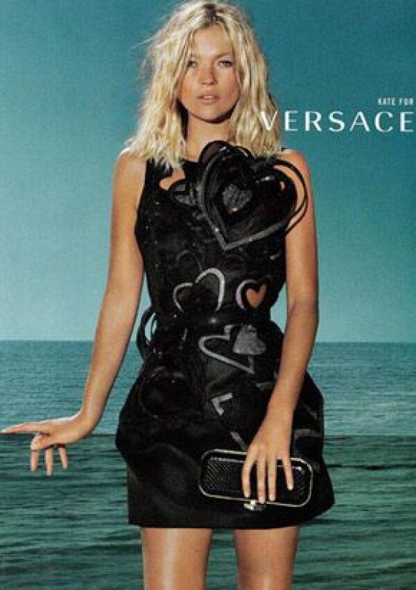 La británica compartirá la campaña con la modelo brasileña Gisele Bündchen.