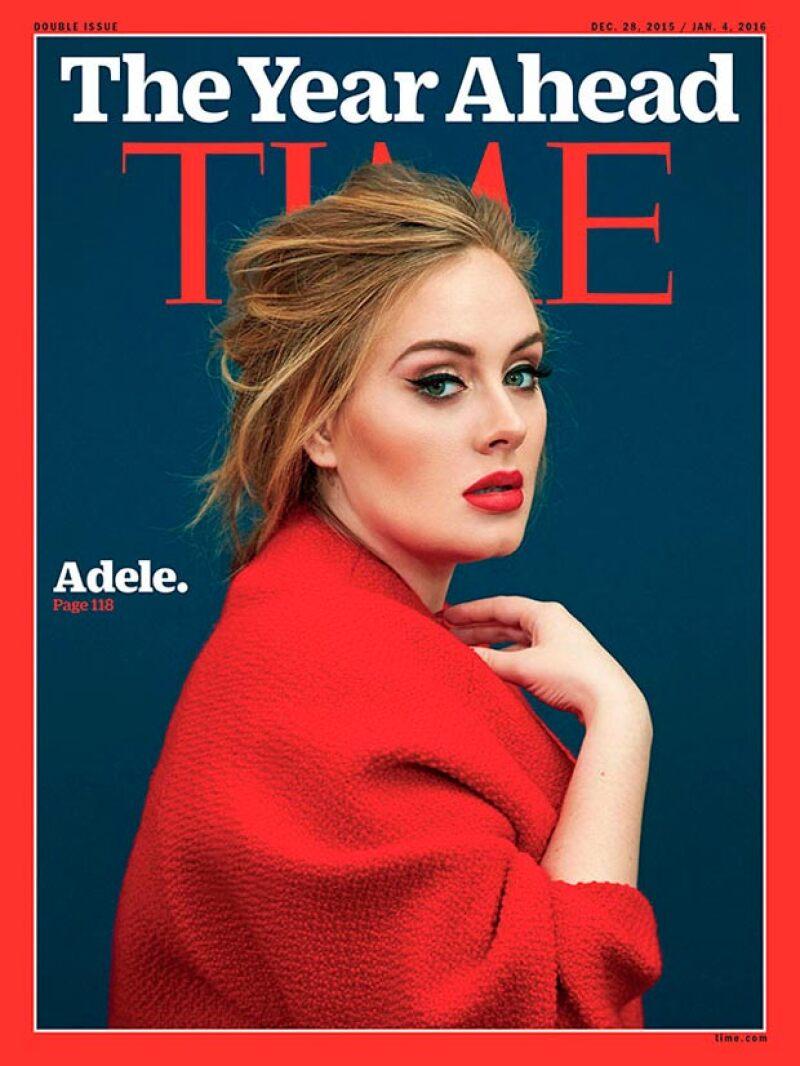 La cantante británica habló con mucha honestidad en una entrevista con la revista Time, donde aseguró que cree que sus fans estadounidenses la siguen porque creen que está ligada con la realeza.