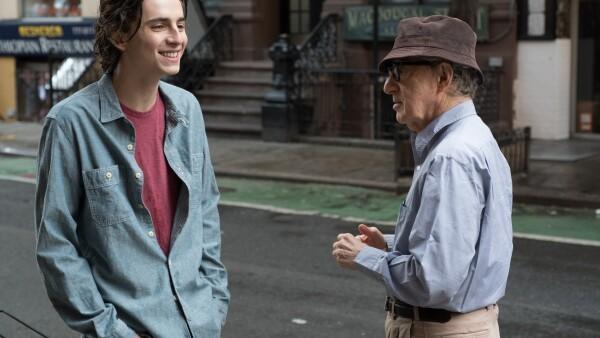 Un día Lluvioso en Nueva York de Woody Allen