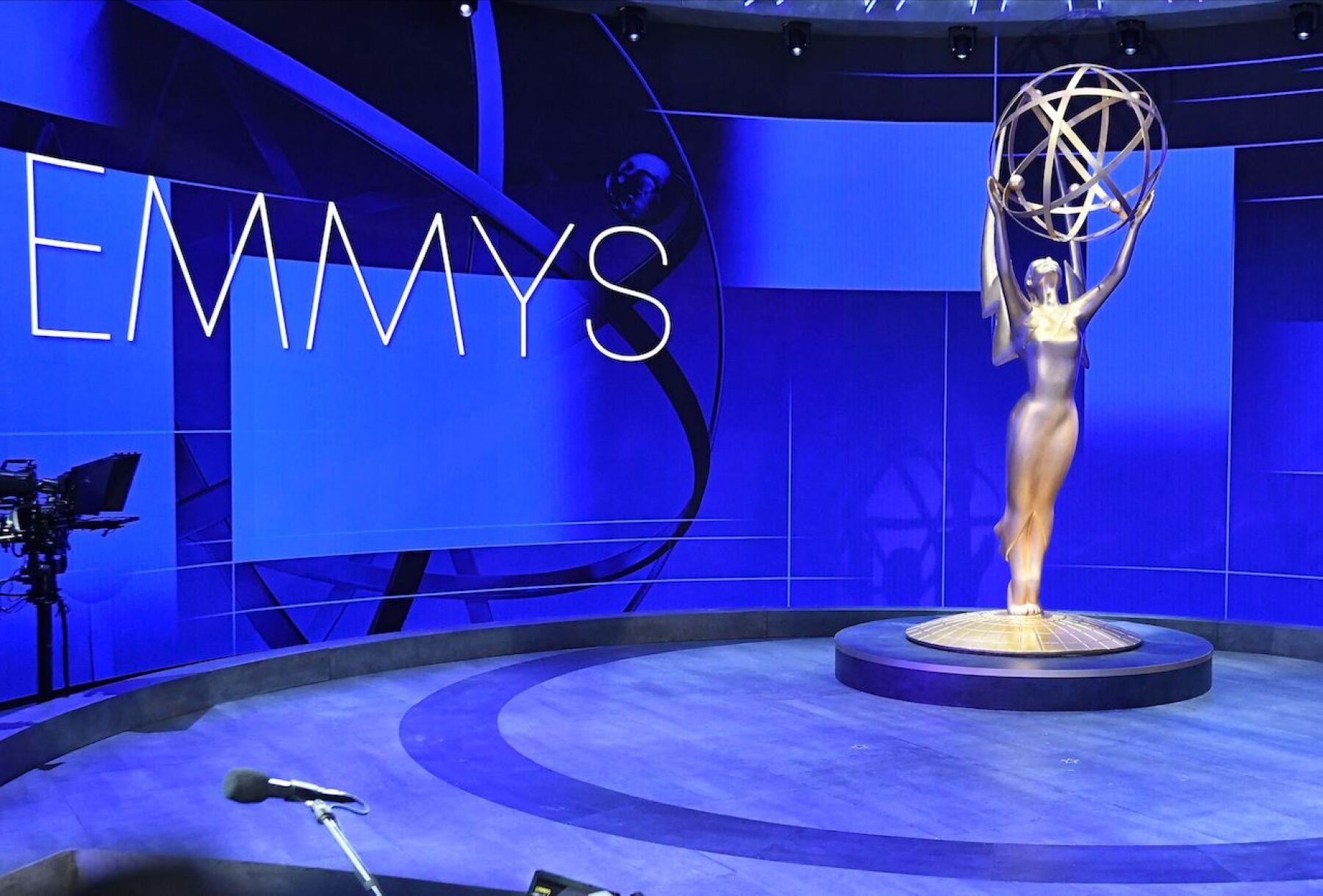 72nd Annual Primetime Emmy Awards, Staples Center, Los Angeles, USA - 20 Sep 2020