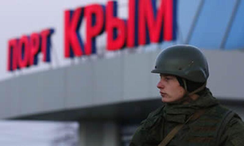 La tensión entre Ucrania y Rusia se ha incrementado en los últimos días. (Foto: Reuters)