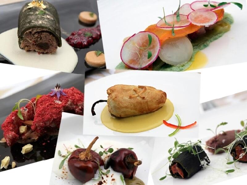 Las versiones de este tradicional platillo son vastas tal como lo demuestra Jorge Vallejo, Chef ejecutivo del Hotel St Regis.