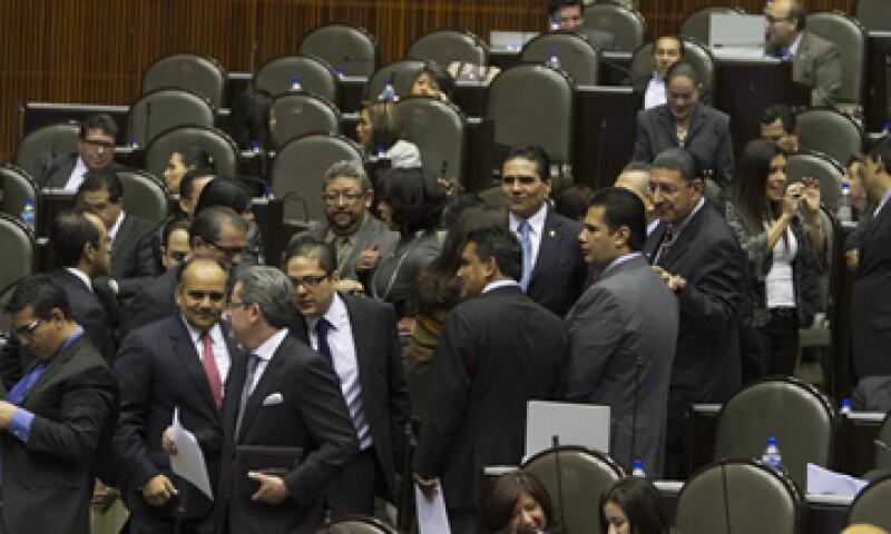 El proyecto fue avalado con 30 votos a favor y dos abstenciones por parte de la Comisión de Hacienda. (Foto: Notimex)