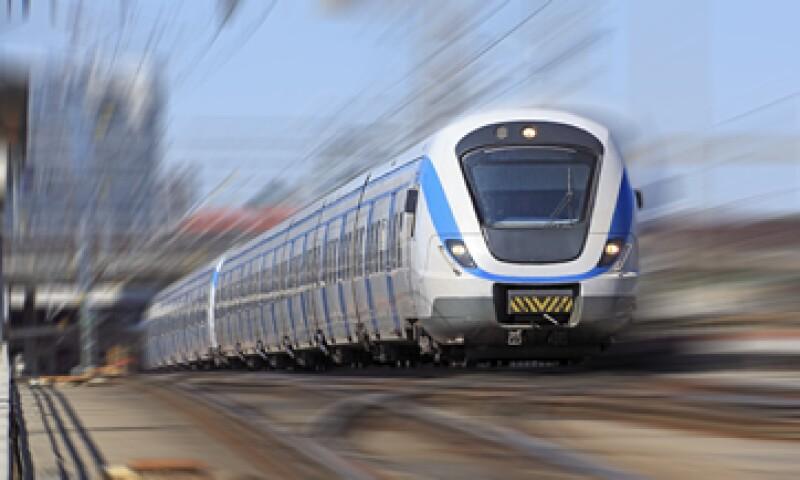 El tren alcanzará una velocidad de hasta 300 kilómetros por hora. (Foto: iStock by Getty Images. )