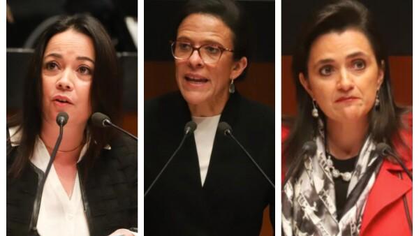 Candidatas a la Suprema Corte