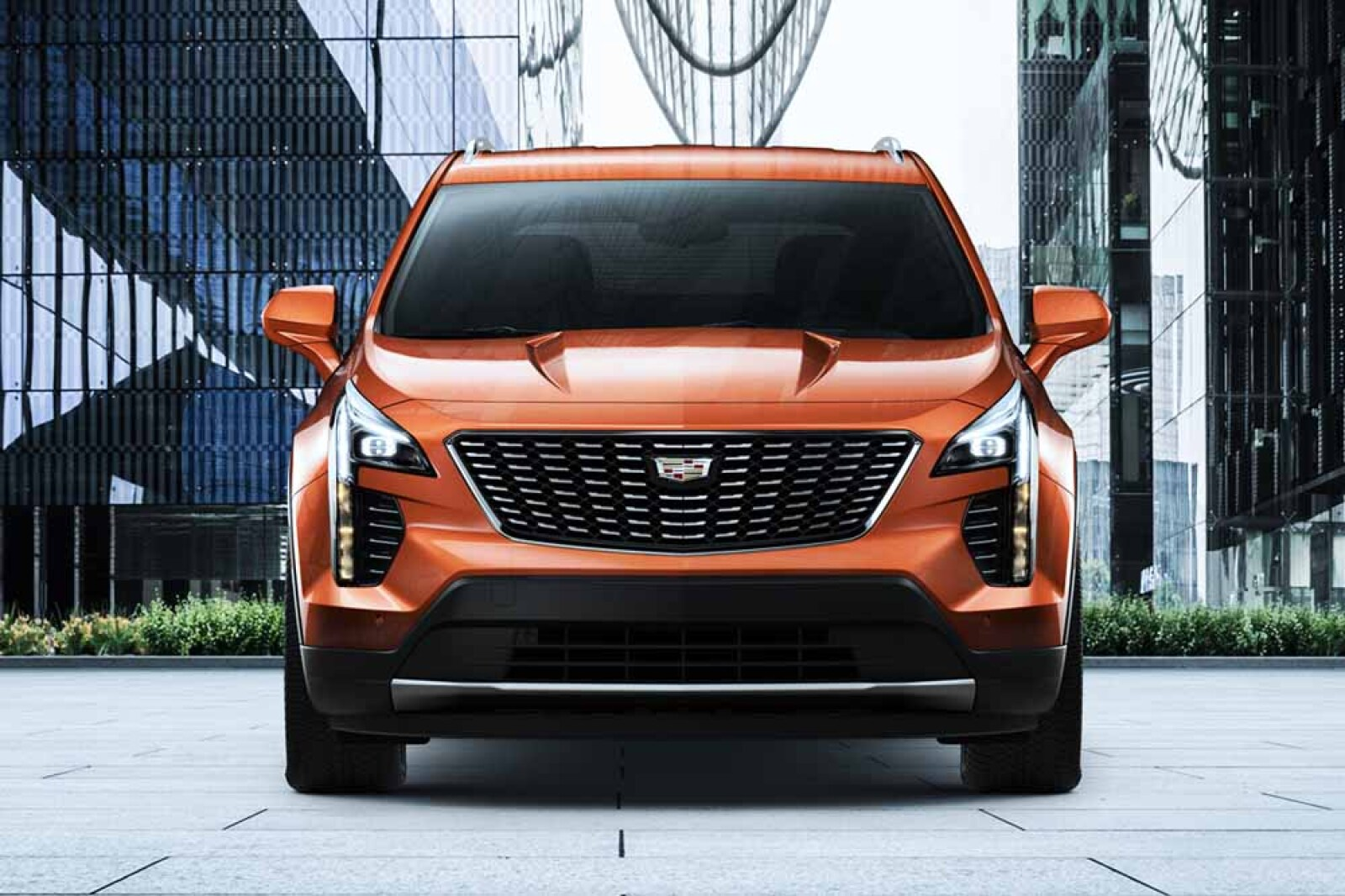 Cadillac proyecta tu estilo.