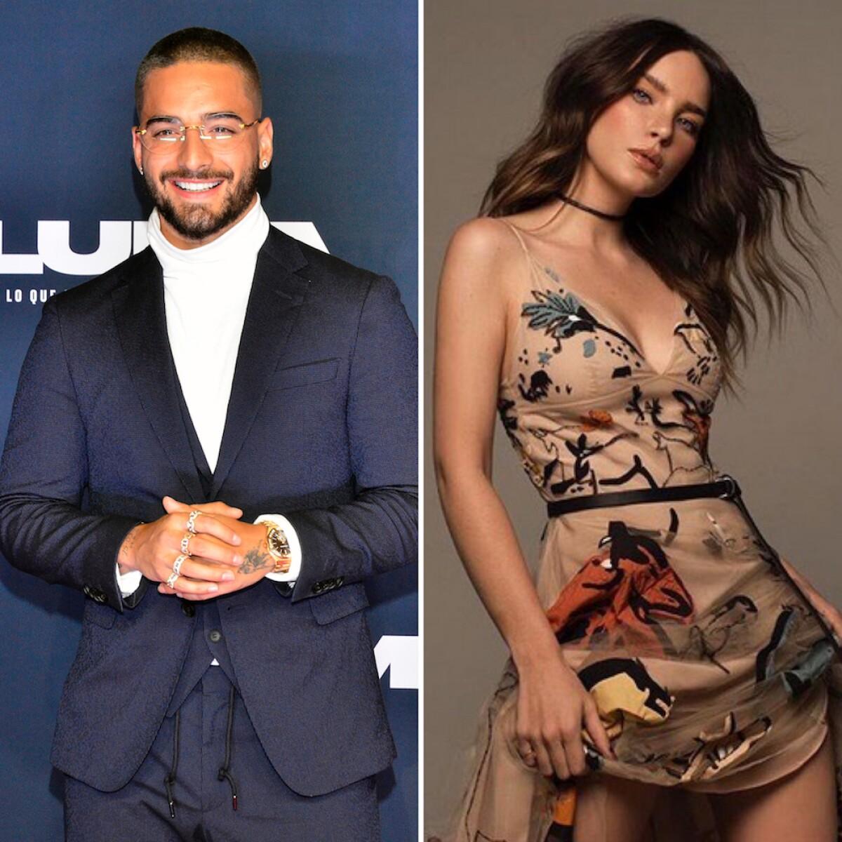 Belinda y Maluma reavivan rumores de romance en live, ¿por qué se hablan así?