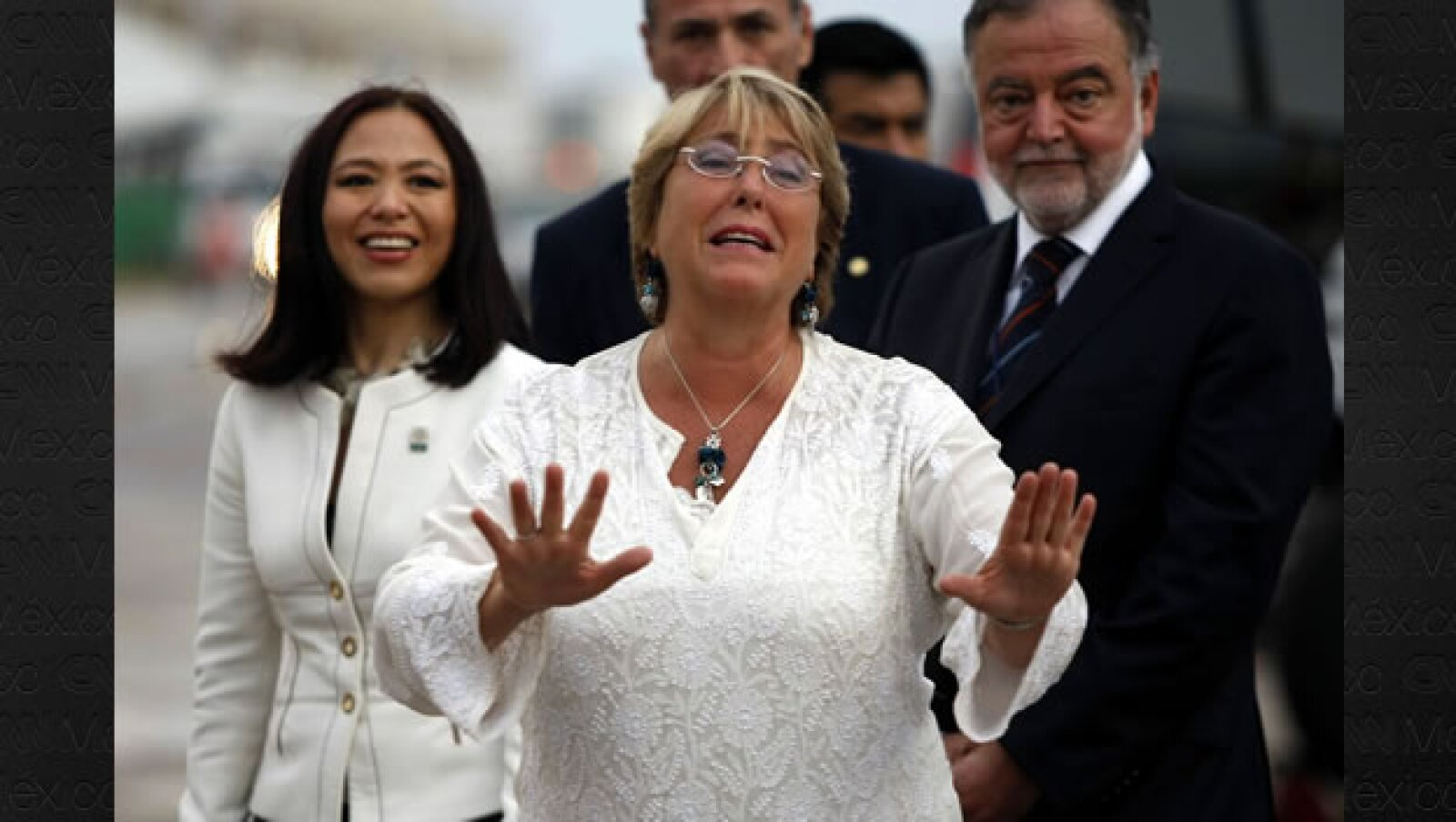Mandatarios de AL y el Caribe se reunieron en Cancún