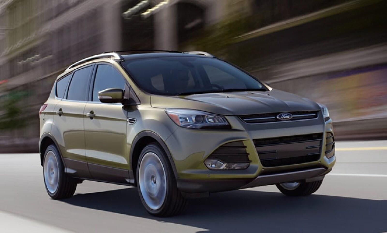 El diseño es completamente nuevo, aunque fue anticipado con el Vertrek Concept, en el Auto Show de Detroit de este año.