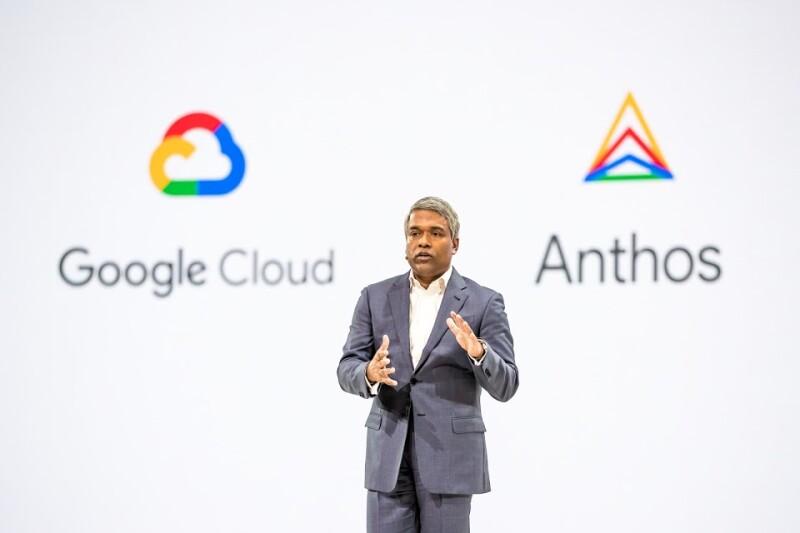 Google Anthos.
