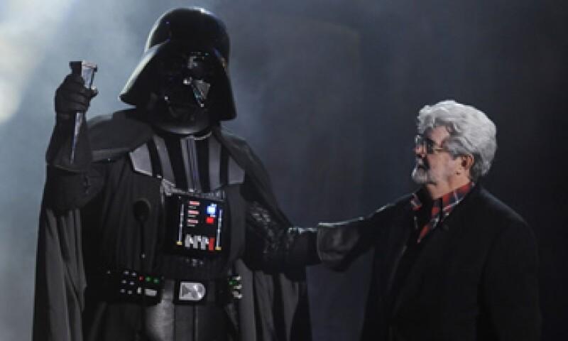 Las películas de Star Wars han recaudado 4,600 millones de dólares en todo el mundo. (Foto: Archivo AP)