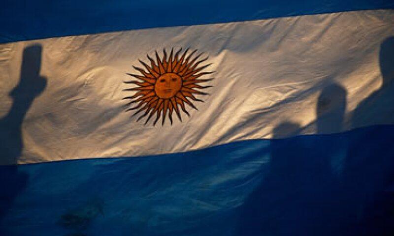 Argentina depositó ayer 1,000 millones de dólares. (Foto: Getty Images)