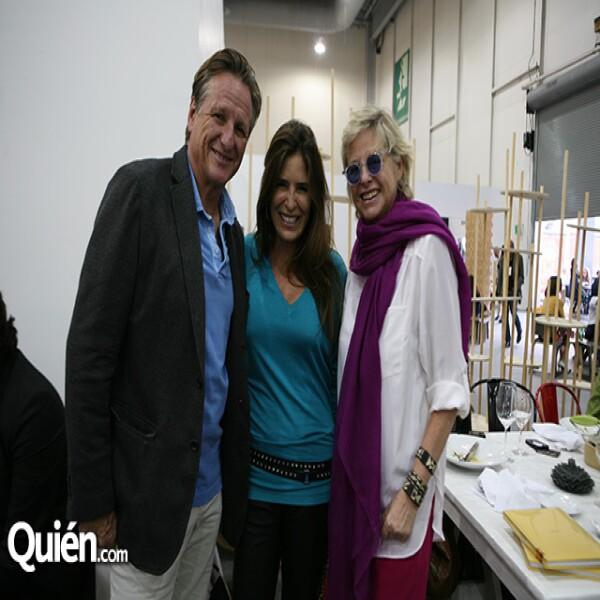 Giorgio Brignone,Lina Botero,Emanuella Brignone