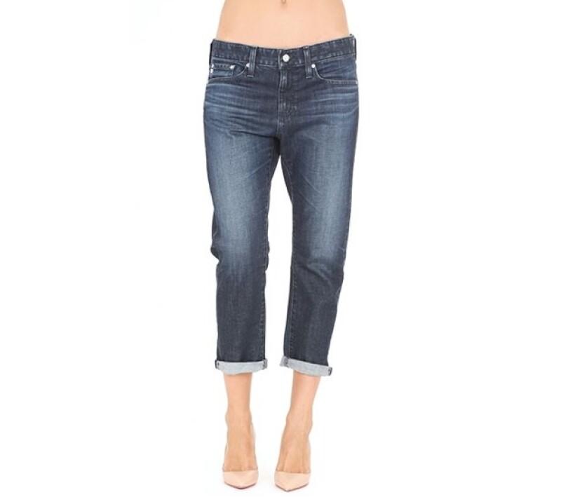 Los jeans favoritos de Yael los puedes encontrar en agjeans.com
