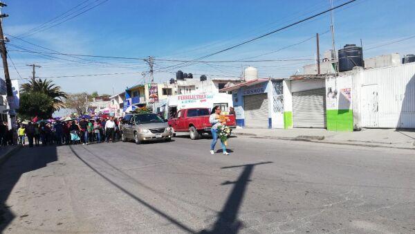 Entierro en Hidalgo
