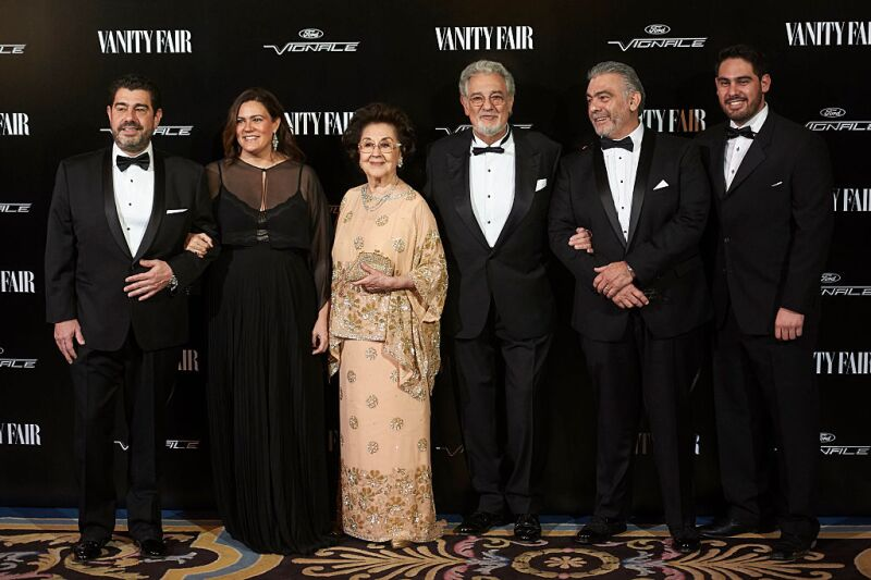 'Vanity Fair Personality Of The Year' Gala in Madrid