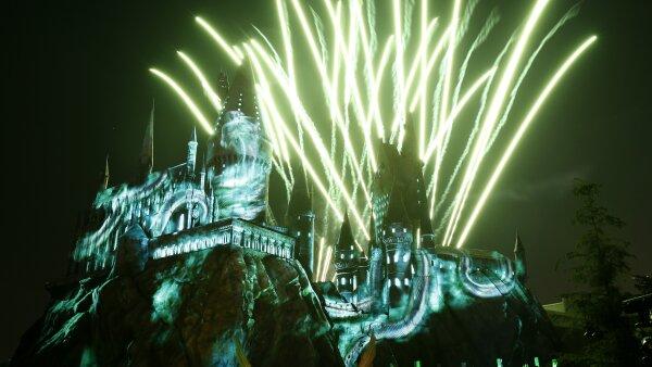 La atracción recibió a miles de fans durante el fin de semana de apertura.