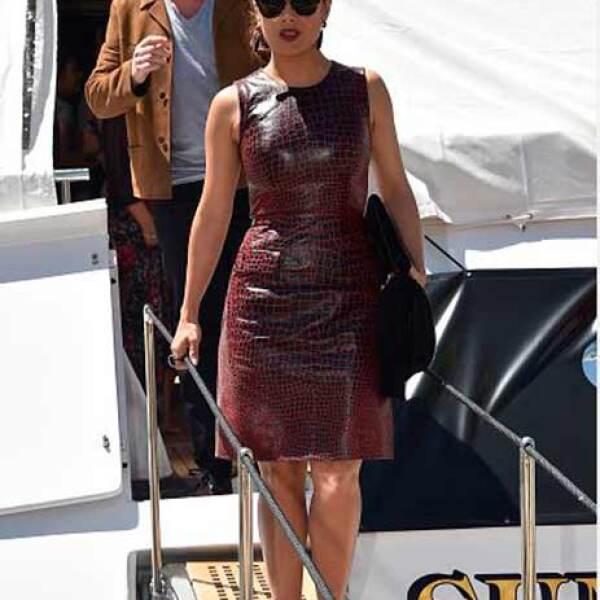 Tanto dentro como fuera de la red carpet, no cabe duda que la actriz se ha convertido en todo un ícono de moda.