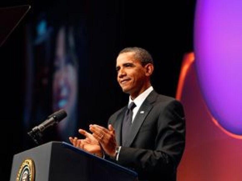 El presidente Obama reiteró su compromiso con una reforma migratoria integral.