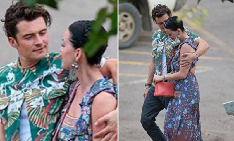 Estas fotos son la prueba de que la pareja tiene un romance.