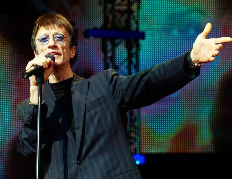 Según medios británicos, el cantante y compositor se encuentra gravemente enfermo de neumonía en un hospital de Londres.