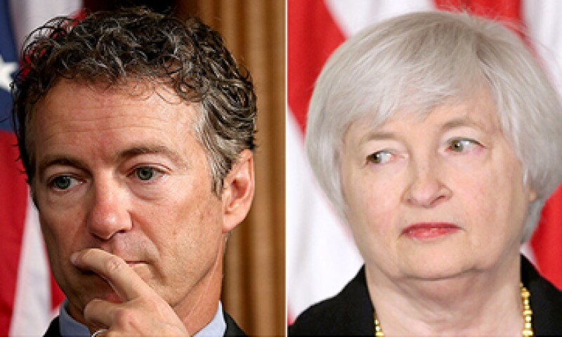 La petición del legislador es que se transparente toda decisión sobre políticas monetarias de la entidad. (Foto: Cortesía de CNNMoney)