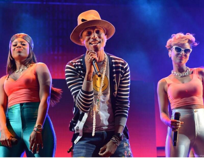 6 razones por las cuales el 2015 es el año de Pharrell