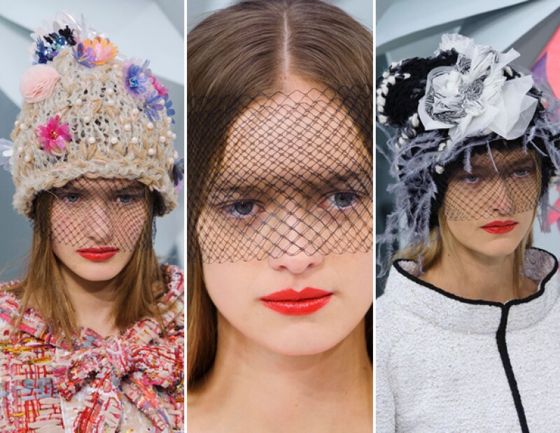 No sólo nos enamoramos de la ropa, los zapatos y los accesorios; nos enamoramos de los looks de belleza, el maquillaje, el pelo y lo mágico de la semana Haute Couture.