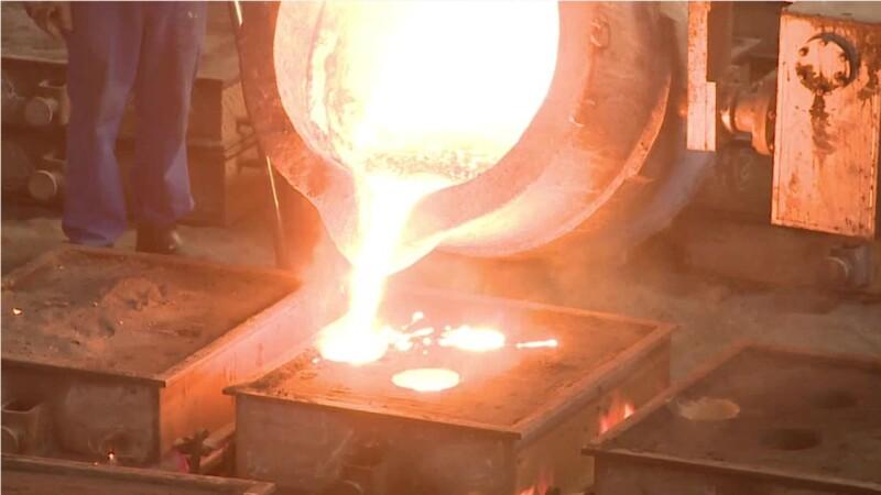 Crónica de una decadencia, así ha sido la historia de la industria acero en EU