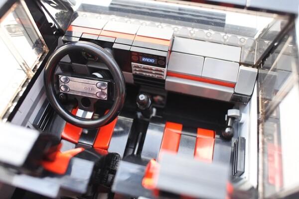 Lego Volkswagen 3