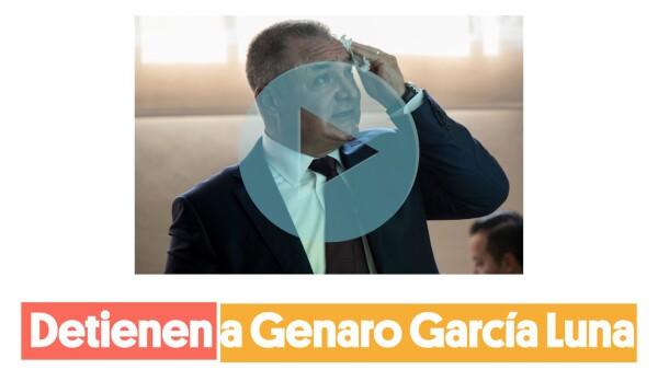 #Clip 🎬  Detienen a Genaro García Luna