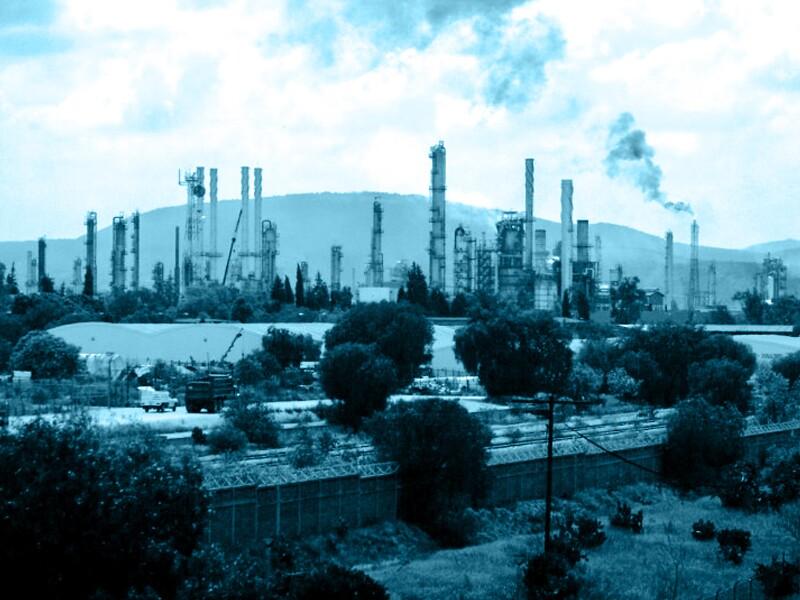 refinería miguel hidalgo Tula