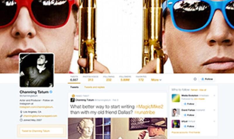 Twitter ahora permite poner una foto de mayor tamaño en tu perfil. (Foto: Tomada del blog de Twitter)