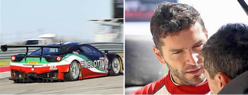 El esposo de Jacky es fanático de las carreras de coches y ahora es embajador de la firma Hublot.